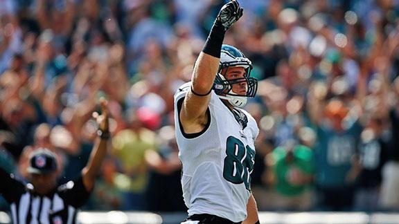 Les Eagles se sont fait peur face aux Jaguars (ESPN)