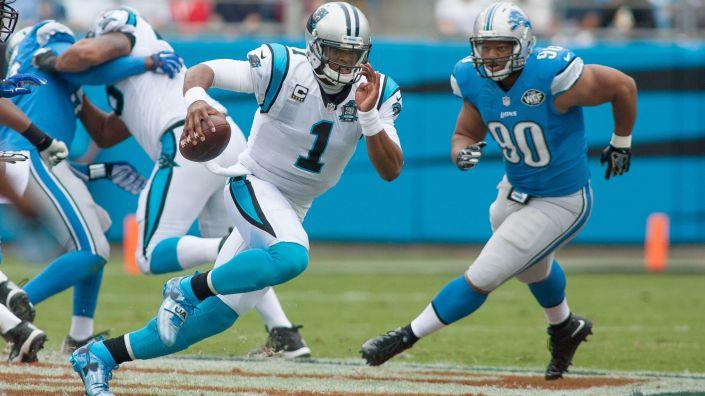 Retour victorieux pour Cam Newton (photo : USA Today)