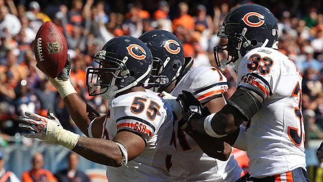 Difficile de suivre les Bears cette saison (photo : sportspyder)
