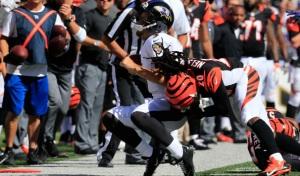 Face aux Ravens, Cincinnati a obtenu une victoire importante (CBS)