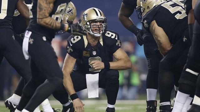 Faut-il s'inquiéter pour les Saints  ? (photo : Rantsports)
