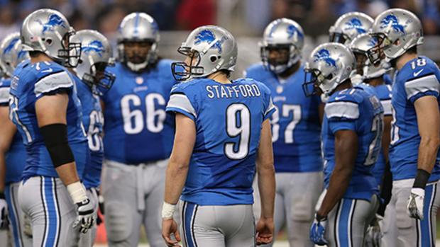 Les Lions doivent tenir cette année (photo : CBS)