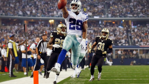 DeMarco Murray réalise un début de saison record (photo : CBS)