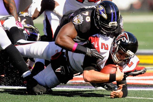 La défense des Ravens est très solide depuis le début de la saison (Getty Images)