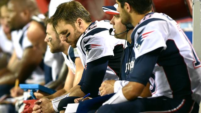 Faut-il s'inquiéter pour Tom Brady et les Pats ? (photo : Rantsports)