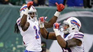 Sammy Watkins et les Bills font partis des bonnes surprises de la première moitié de saison (ESPN)
