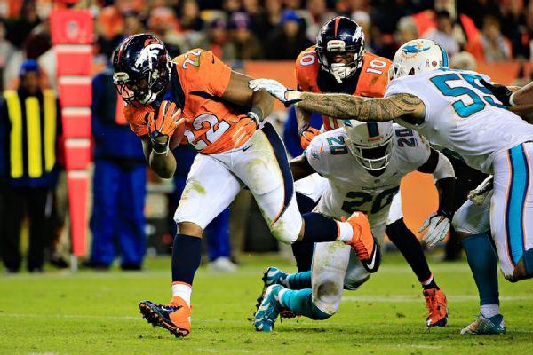 Les Broncos se sont arrachés pour conserver la tête de l'AFC West (ESPN)