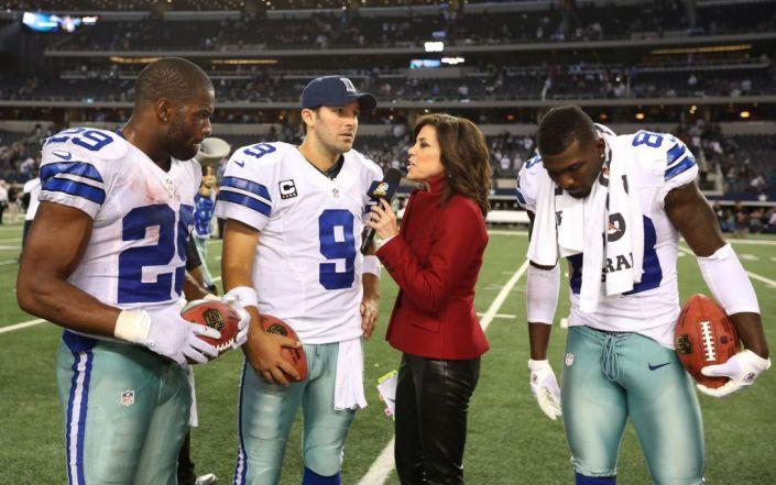 L'attaque des Cowboys s'appuie sur ses trois stars (XSN)