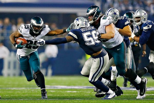 LeSean McCoy remporte son duel face à DeMarco Murray (ESPN)