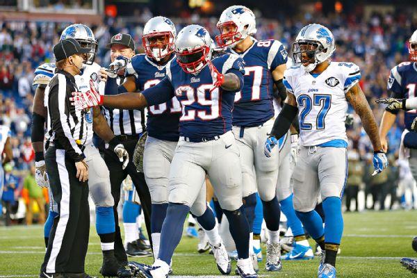 Les Patriots dominent une nouvelle fois l'AFC East (ESPN)