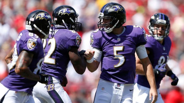 Baltimore, une attaque improbable mais efficace (sbnation)