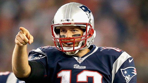 En remportant son duel face à Peyton Manning dimanche, Tom Brady se place en favoris (Getty Images)