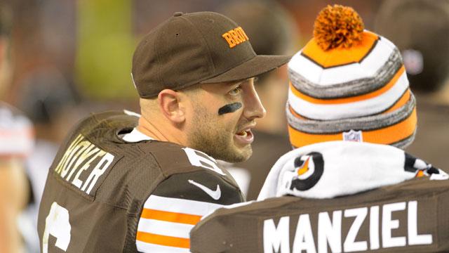 Pour Cleveland, il est temps de donner sa chance à Johnny Manziel