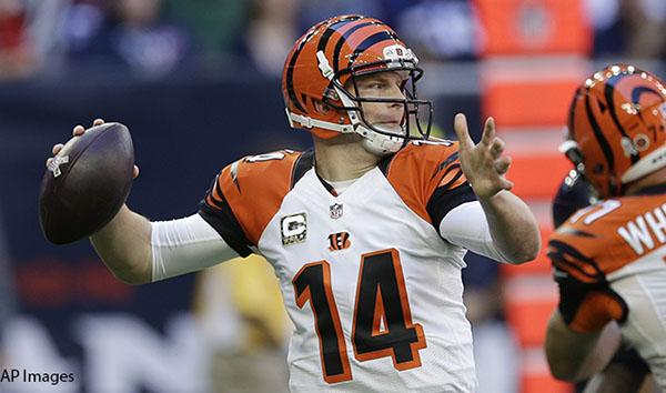 Andy Dalton et les Bengals font la bonne opération de la semaine (bucs.com)