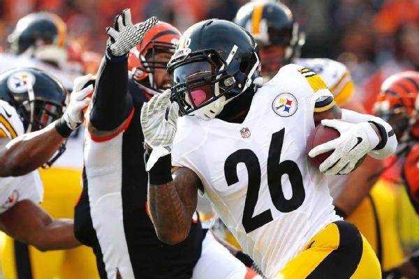 Lorsque Le'Veon Bell & co sont chauds, il est difficile d'arrêter l'attaque des Steelers (ESPN)