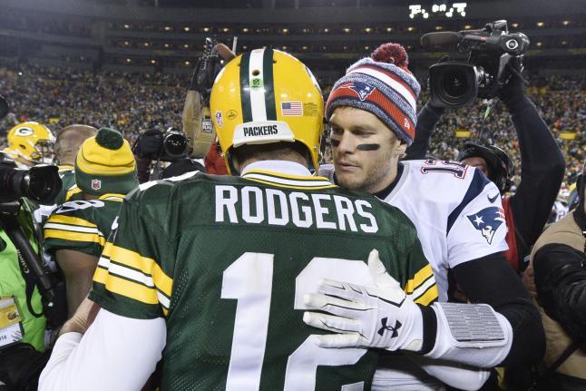 Du respect entre deux grands quarterbacks