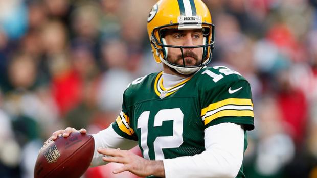 Les Packers c'est 7 victoires à domicile cette saison, avec 23 TD pour 0 INT pour Aaron Rodgers (CBS)