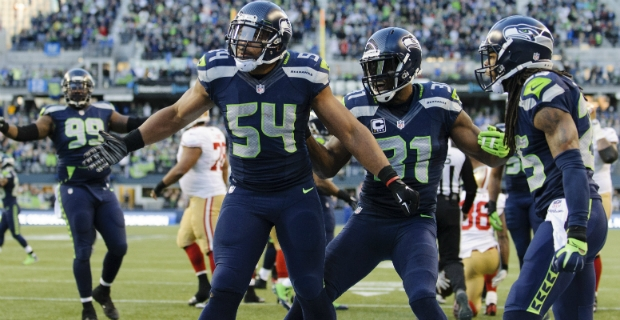 La défense des Seahawks est de retour au top (photo : 247sports)
