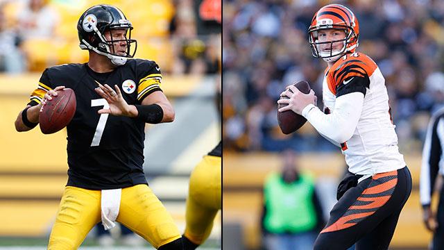 Steelers vs Bengals, la finale de l'AFC North (ESPN)