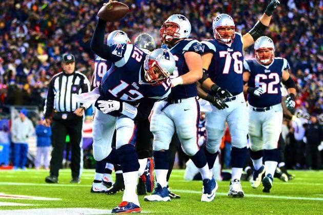 4ème finale de conférence consécutive et 9ème au total pour Tom Brady (Getty Images)