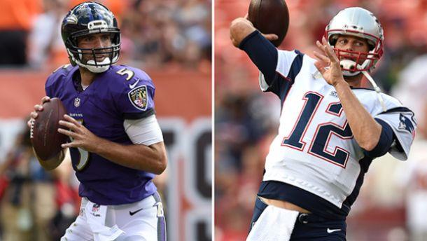 Joe Flacco pourra t-il hausser son niveau de jeu pour faire tomber Tom Brady et les Pats ?
