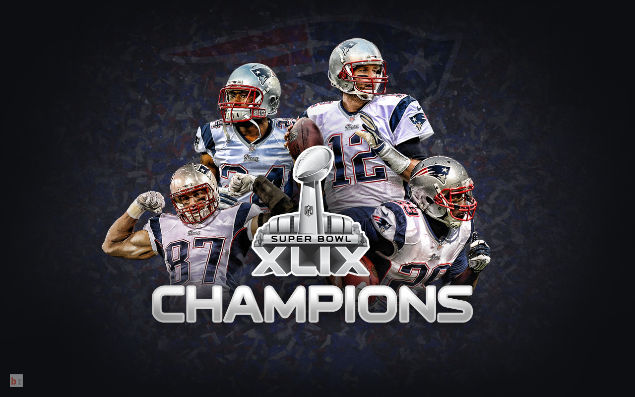 Les New England Patriots remportent le Super Bowl XLIX (Bleacher Report)