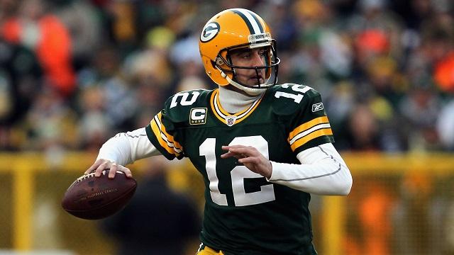 Aaron Rodgers actuellement est le meilleur joueur de la NFL (Rantsports)