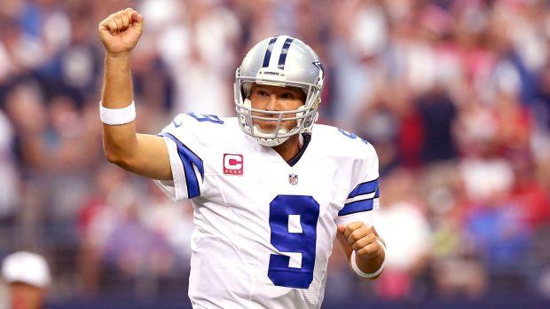 Tony Romo mérite sa place dans le top 10 (Fox Sports)