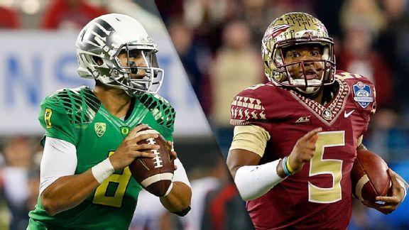 Le duel de rookies, Winston - Mariota, sera intéressant à suivre (ESPN)