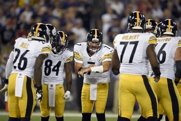 Les Steelers peuvent avoir la meilleure attaque de la NFL (Pennlive)