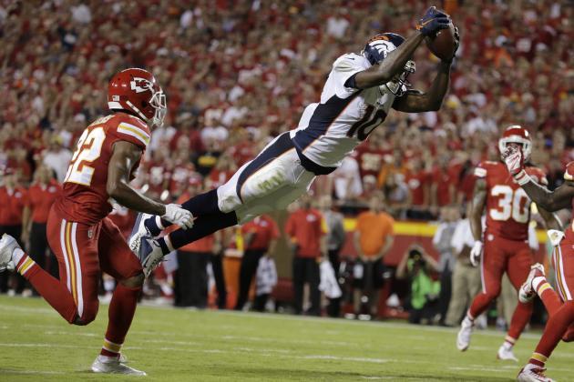 Le comeback pour les Broncos qui signent leurs 2è victoire de la saison (Bleacher Report)