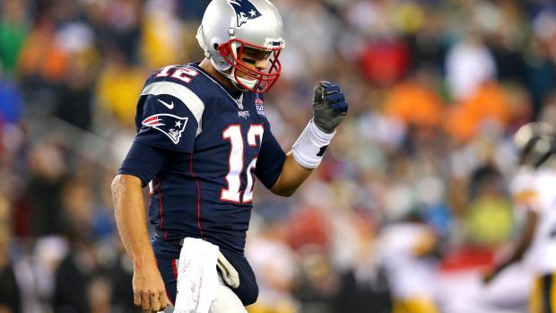 4 touchdowns pour un Tom Brady affûté (Getty Images)