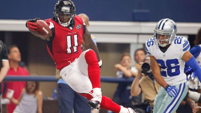 Encore un match impressionnant de Julio Jones (USA Today)