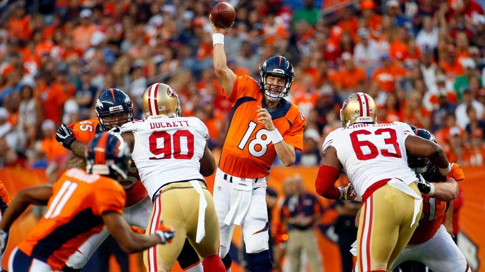 Dernière saison pour Peyton Manning (Fox)