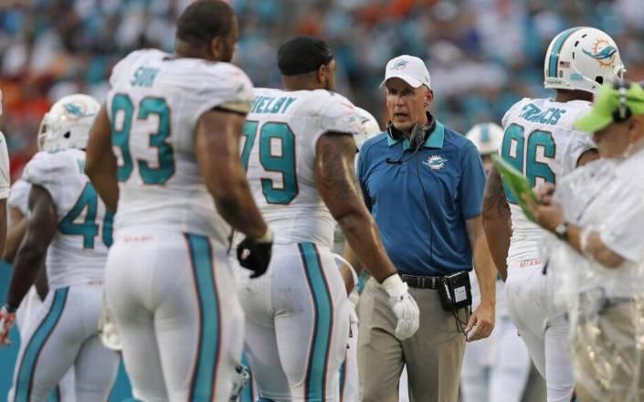 Début de saison très compliqué pour Joe Philbin et les Dolphins (Miami Herald)
