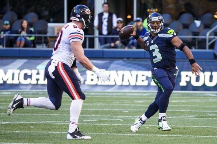 1ère victoire de la saison pour les Seahawks (Seattle Times)