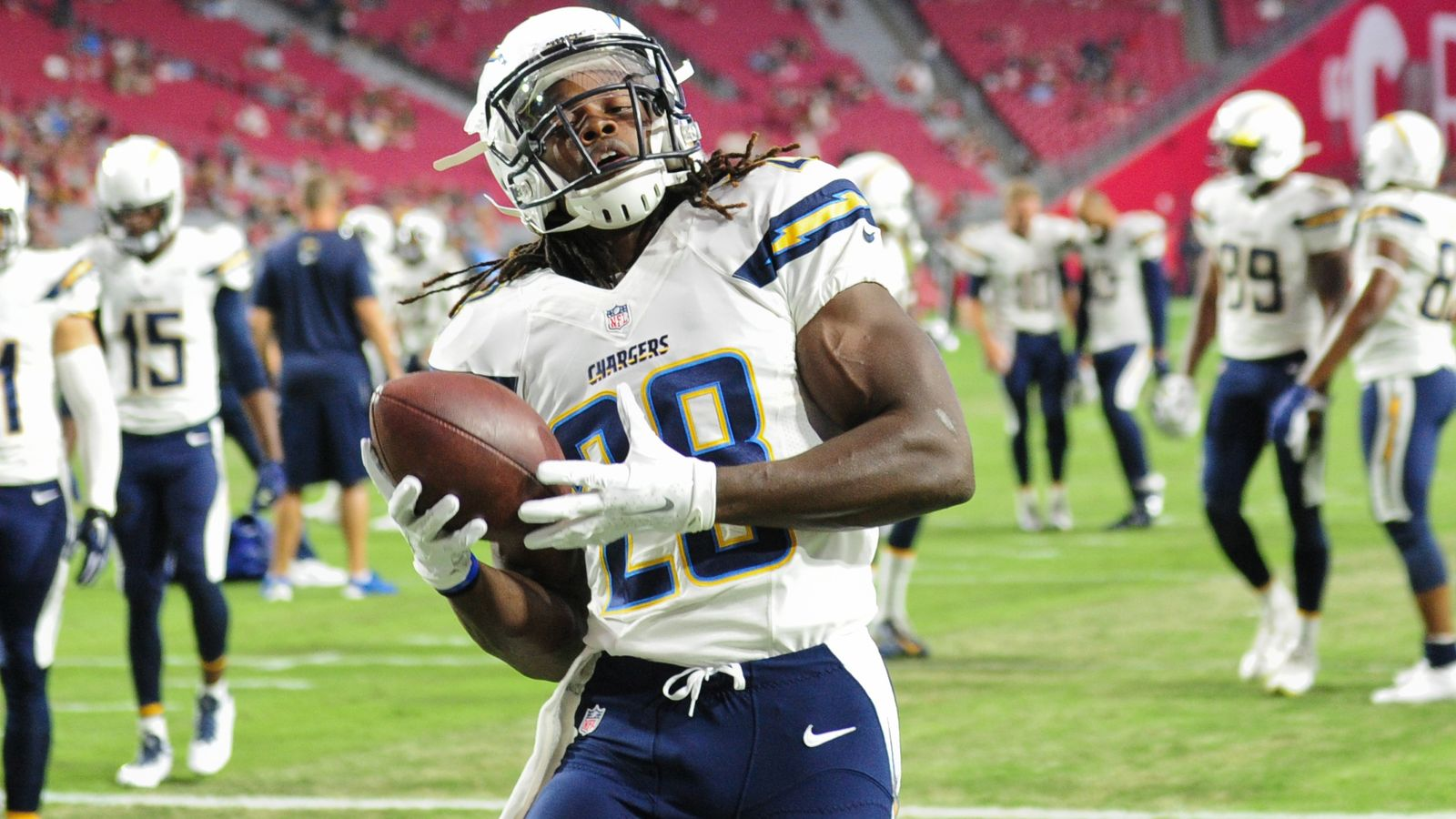 Quel impact pour le RB rookie Melvin Gordon ? (USA Today)
