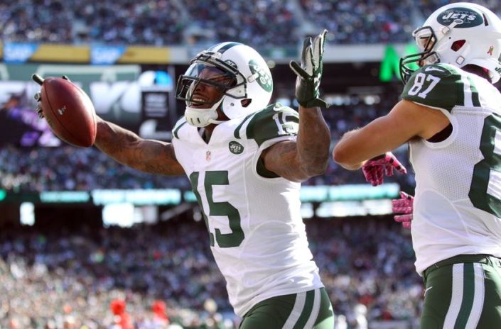 Brandon Marshall et les Jets remportent leur 4ème match de la saison (the Jet Press)