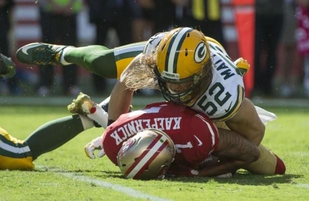 Les 49ers doivent-ils mettre Kaepernick sur le banc ? (FiveYardSlant)