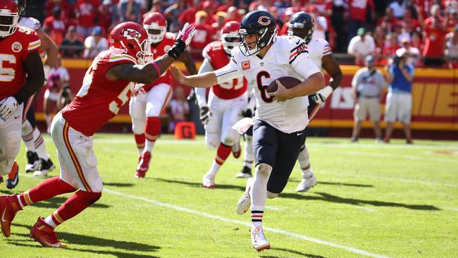 Deuxième victoire de rang pour Jay Cutler et les Bears (Chicago Tribune)