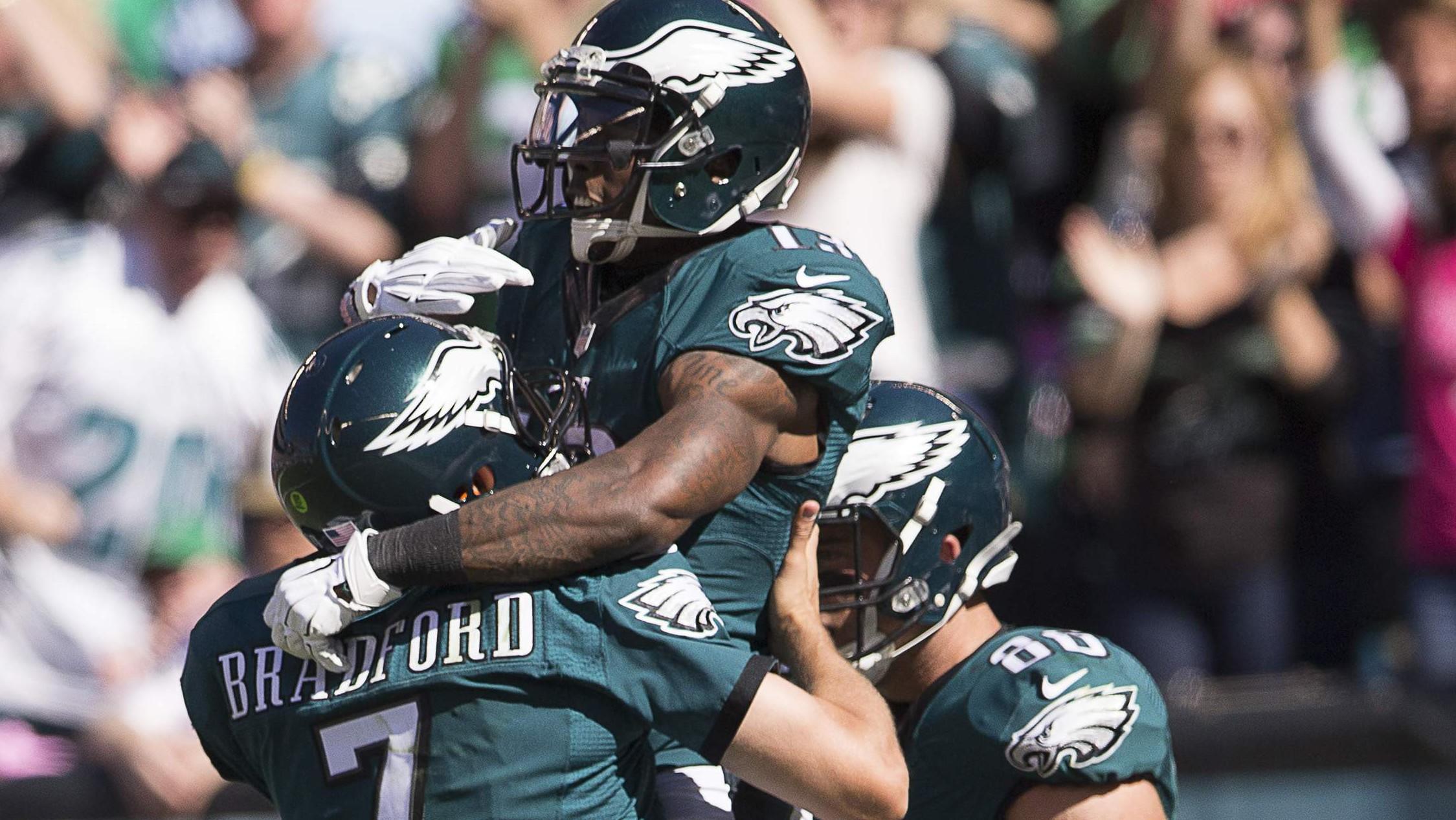 L'attaque des Eagles est-elle enfin lancée ? (Getty)