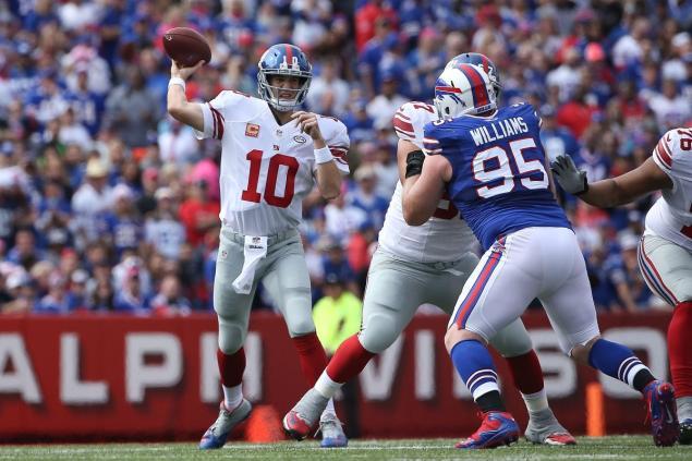 Les Giants, favoris dans la NFC East ? (NY Daily News)