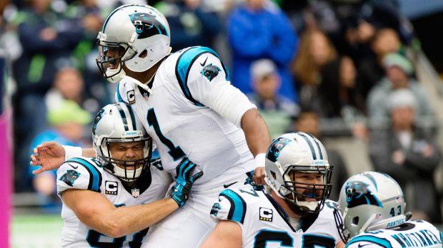 Victoire de prestige pour Cam Newton et les Panthers (Fox)