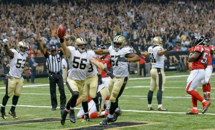 Les Saints s'offrent une belle victoire au SuperDome (theNOadvocate)