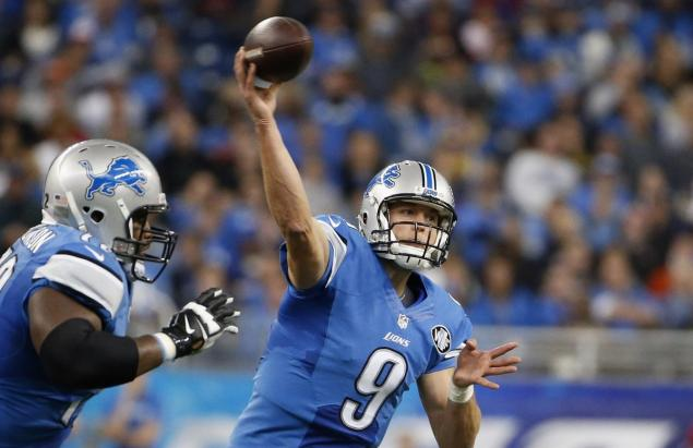 Matthew Stafford a bien rebondi pour mener les Lions à leur première victoire (NY Daily News)
