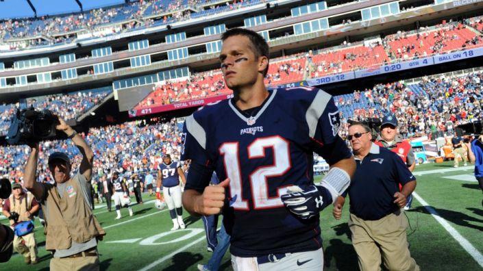 Début de saison de MVP pour Tom Brady (USA Today)
