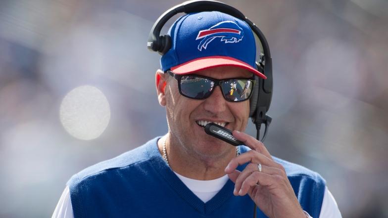 Rex Ryan peut avoir le sourire après sa victoire sur les Jets (RDS)