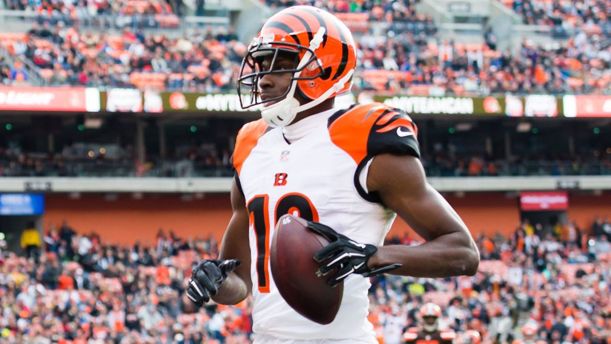A.J Green, sur les traces de Randy Moss (Fox Sports)
