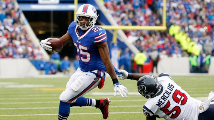 LeSean McCoy (Bill Wippert - AP)