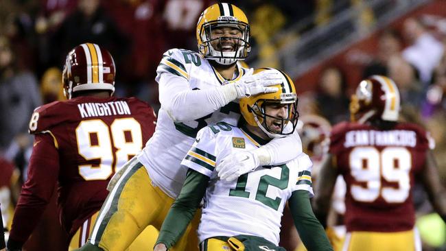 On a retrouvé l'attaque des Packers ! (Mark Tenally - AP)